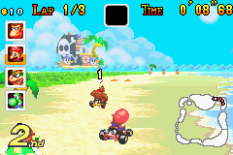 Mario Kart - Super Circuit GBA 021