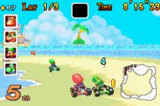 Mario Kart - Super Circuit GBA 022