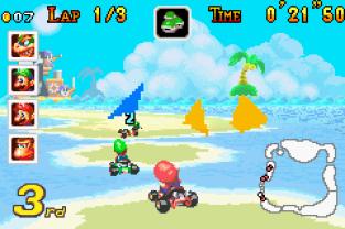 Mario Kart - Super Circuit GBA 023
