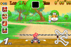 Mario Kart - Super Circuit GBA 033