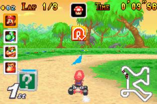 Mario Kart - Super Circuit GBA 034