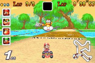 Mario Kart - Super Circuit GBA 042