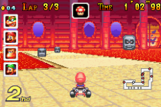 Mario Kart - Super Circuit GBA 055