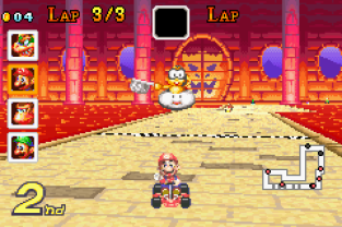 Mario Kart - Super Circuit GBA 056