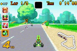 Mario Kart - Super Circuit GBA 064