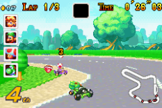 Mario Kart - Super Circuit GBA 065