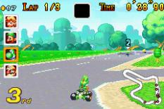 Mario Kart - Super Circuit GBA 066