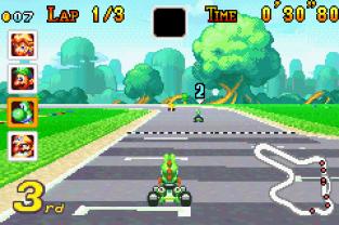 Mario Kart - Super Circuit GBA 067
