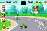 Mario Kart - Super Circuit GBA 070