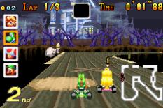 Mario Kart - Super Circuit GBA 076