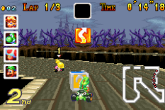 Mario Kart - Super Circuit GBA 077
