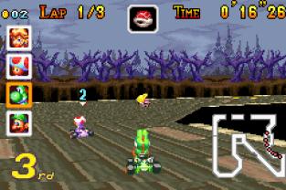 Mario Kart - Super Circuit GBA 078
