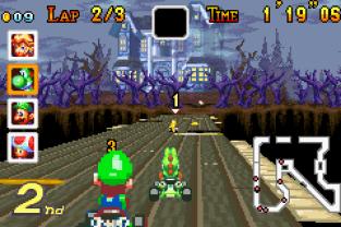 Mario Kart - Super Circuit GBA 086