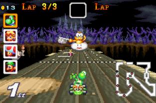 Mario Kart - Super Circuit GBA 089