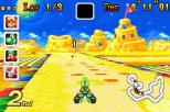 Mario Kart - Super Circuit GBA 093