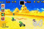 Mario Kart - Super Circuit GBA 094