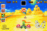 Mario Kart - Super Circuit GBA 095