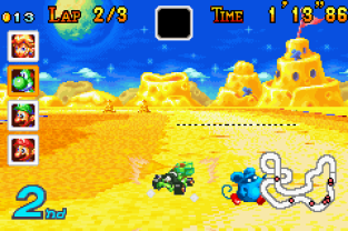 Mario Kart - Super Circuit GBA 097