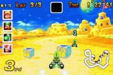 Mario Kart - Super Circuit GBA 098