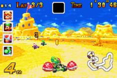 Mario Kart - Super Circuit GBA 099