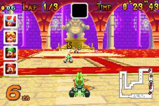 Mario Kart - Super Circuit GBA 108