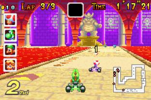 Mario Kart - Super Circuit GBA 111