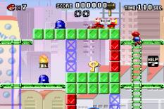 Mario vs Donkey Kong GBA 010
