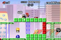 Mario vs Donkey Kong GBA 011