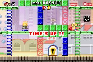 Mario vs Donkey Kong GBA 012