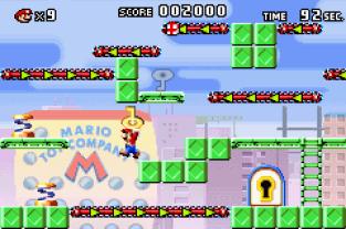 Mario vs Donkey Kong GBA 023
