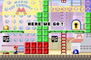 Mario vs Donkey Kong GBA 034