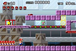 Mario vs Donkey Kong GBA 042