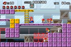 Mario vs Donkey Kong GBA 043