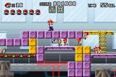 Mario vs Donkey Kong GBA 044