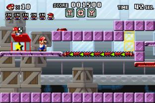 Mario vs Donkey Kong GBA 045