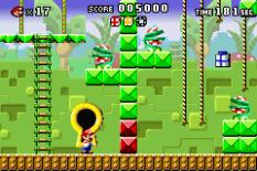 Mario vs Donkey Kong GBA 054