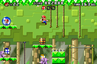 Mario vs Donkey Kong GBA 064