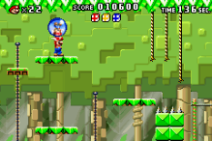 Mario vs Donkey Kong GBA 065