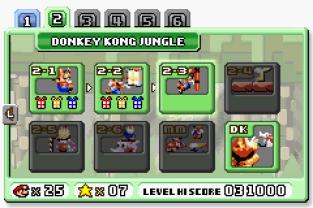 Mario vs Donkey Kong GBA 067