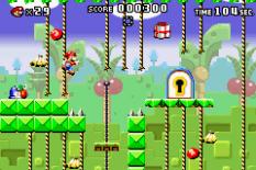 Mario vs Donkey Kong GBA 076