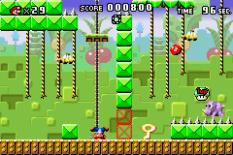Mario vs Donkey Kong GBA 077