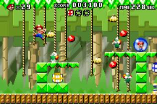 Mario vs Donkey Kong GBA 078