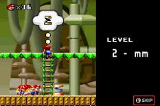 Mario vs Donkey Kong GBA 087