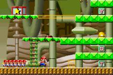 Mario vs Donkey Kong GBA 088