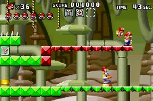 Mario vs Donkey Kong GBA 089