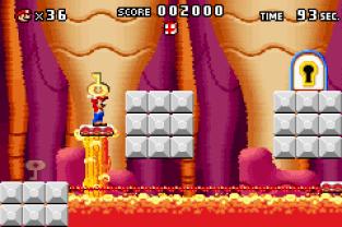 Mario vs Donkey Kong GBA 097