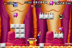 Mario vs Donkey Kong GBA 098