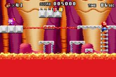 Mario vs Donkey Kong GBA 109