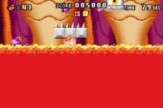 Mario vs Donkey Kong GBA 110
