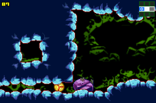 Metroid - Zero Mission GBA 009